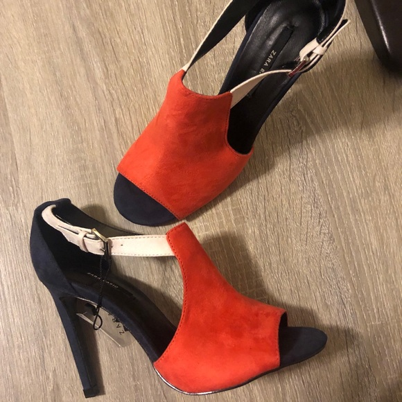 Zara Shoes - Brand New Zara Heels